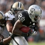 New Orleans Saints v Oakland Raiders
