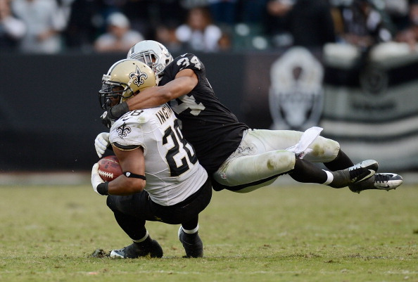 Raiders Defense Dominated Again in 38-17 Loss to Saints