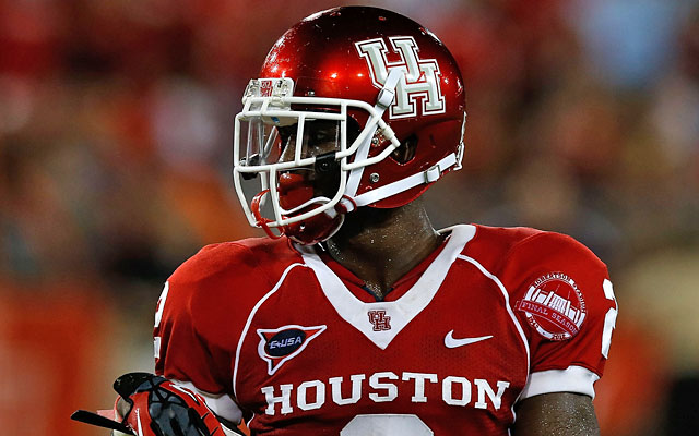 Raiders Select Houston CB D.J. Hayden With 12th Pick In Draft
