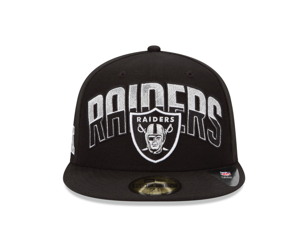 Oakland Raiders (FRONT)