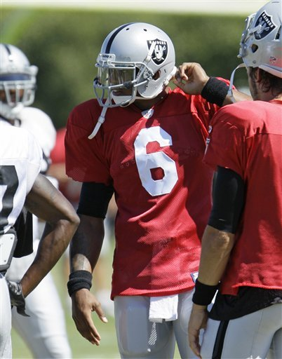 Several Players Impress at Raiders Training Camp