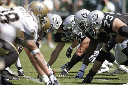Raiders @ Saints Preseason Week 2 Preview