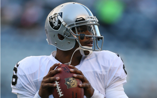Raiders To Start Pryor At QB Sunday In Opener