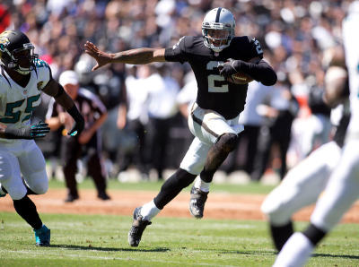 QB Terrelle Pryor Wants Out Of Oakland – Wants To Be Traded